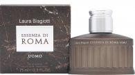 Laura Biagiotti Essenza di Roma Uomo Eau de Toilette 75ml Vaporizador