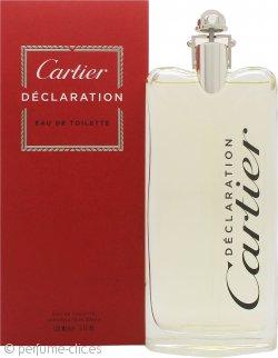 Cartier Declaration Eau De Toilette 150ml Vaporizador