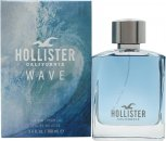 Hollister Wave For Him Eau de Toilette 100ml Vaporizador