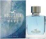 Hollister Wave For Him Eau de Toilette 50ml Vaporizador