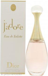Christian Dior J'adore Lumiere Eau de Toilette 50ml Vaporizador