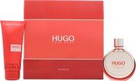 Hugo Boss Hugo Set de Regalo 50ml EDP + 100ml Loción Corporal