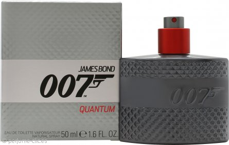 James Bond 007 Quantum Eau de Toilette 50ml Vaporizador