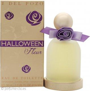 Jesus Del Pozo Halloween Fleur Eau De Toilette 50ml Vaporizador