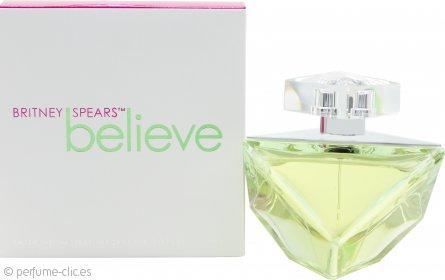 Britney Spears Believe Eau de Parfum 100ml Vaporizador