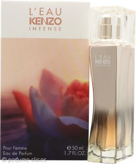 Kenzo L'Eau Kenzo Intense Pour Femme Eau de Parfum 50ml Vaporizador