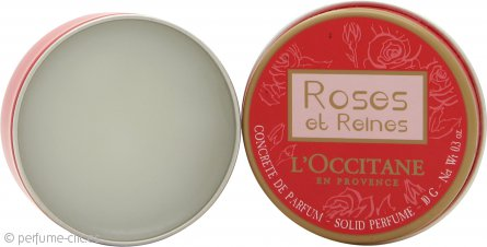 L'Occitane en Provence Roses et Reines Perfume Sólido 10g