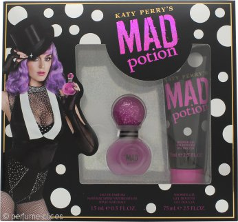 Katy Perry's Mad Potion Set de Regalo 15ml EDT + 75ml Gel de Ducha