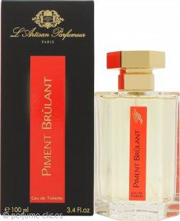 L'Artisan Parfumeur Piment Brulant Eau De Toilette 100ml Vaporizador