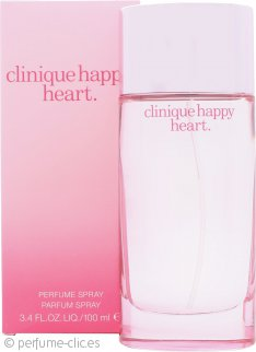 Clinique Happy Heart Eau de Parfum 100ml Vaporizador