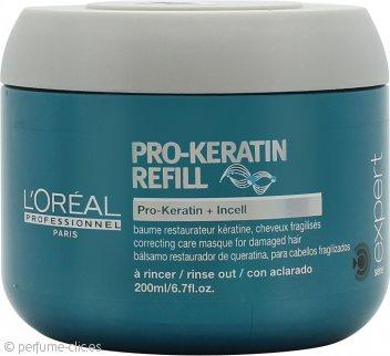 L'Oreal Expert Pro-Keratin Refill Máscara Capilar 200ml