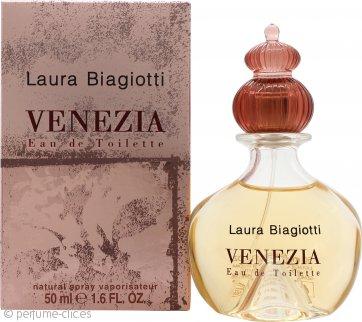 Laura Biagiotti Venezia Eau de Toilette 50ml Vaporizador