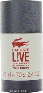 Lacoste Live Desodorante en Barra 75ml