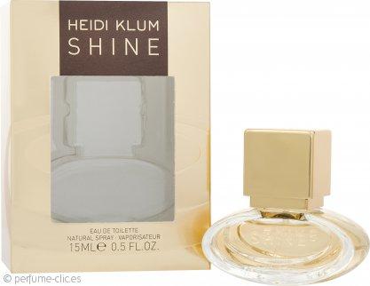 Heidi Klum Shine Eau de Toilette 15ml Vaporizador