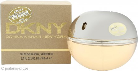 DKNY Golden Delicious Eau de Parfum 100ml Vaporizador