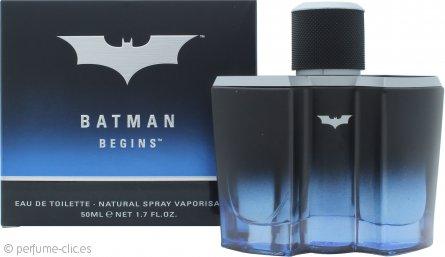 Batman Begins Eau de Toilette 50ml Vaporizador