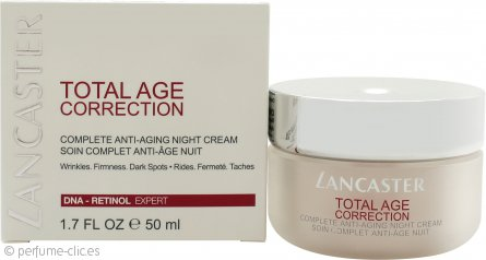 Lancaster Total Age Correction Crema Noche 50ml