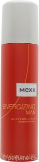 Mexx Energizing Man Desodorante Vaporizador 150ml