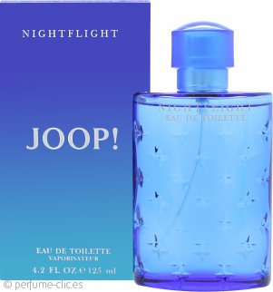 Joop! Nightflight Eau de Toilette 125ml Vaporizador