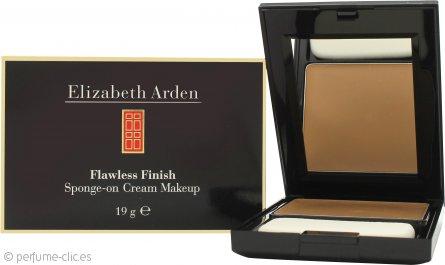 Elizabeth Arden Flawless Finish Maquillaje en Crema con Esponja 19g Beige Tostado
