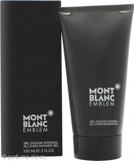 Mont Blanc Emblem Gel de Ducha Total 150ml