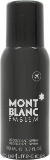 Mont Blanc Emblem Desodorante Vaporizador 100ml