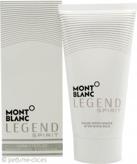 Mont Blanc Legend Spirit Bálsamo Aftershave 150ml