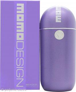 Momo Design Violet Eau de Parfum 100ml Vaporizador