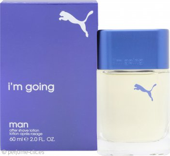 Puma I'm going Loción Aftershave 60ml Splash