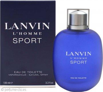 Lanvin L'Homme Sport Eau de Toilette 100ml Vaporizador
