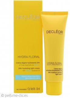Decleor Hydra Floral Multi-Protection 24hr Crema Hidratante Activadora Luz 30ml
