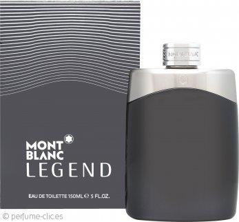 Mont Blanc Legend Eau de Toilette 150ml Vaporizador