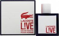 Lacoste Live Eau de Toilette 100ml Vaporizador