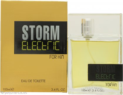 STORM Storm Electric Eau de Toilette 100ml Vaporizador