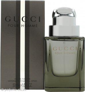 Gucci by Gucci Pour Homme Eau De Toilette 50ml Vaporizador (Nueva Versión)