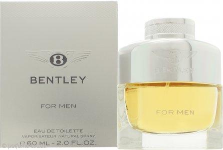 Bentley For Men Eau de Toilette 60ml Vaporizador