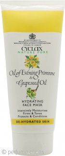 Cyclax Nature Pure Oil Of Evening Primrose Máscara Facial Hidratante 175ml