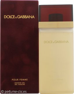 Dolce & Gabbana Pour Femme Gel de Ducha 250ml