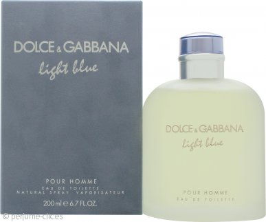 Dolce & Gabbana Light Blue Eau de Toilette 200ml Vaporizador