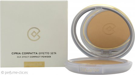 Collistar Silk-Effect Polvo Compacto - 002 Honey