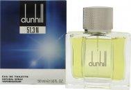 Dunhill 51.3 N Eau de Toilette 50ml Vaporizador
