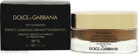Dolce & Gabbana Perfect Finish Base Cremosa 30ml - 150 Almond FPS15