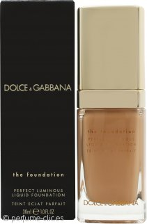 Dolce & Gabbana Perfect Luminous Base Líquida 30ml - 140 Rose Beige