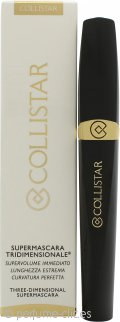 Collistar Three-dimensional Super Rímel 8ml - Black