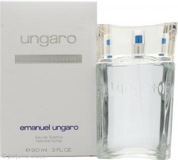 Emanuel Ungaro Ungaro Cologne Extreme Eau De Toilette 90ml Vaporizador
