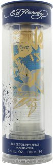 Ed Hardy Love Is Eau de Toilette 100ml Vaporizador