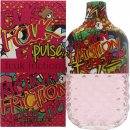 FCUK Friction Pulse for Her Eau de Parfum 100ml Vaporizador