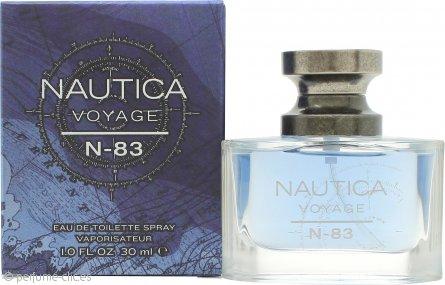 Nautica Voyage N-83 Eau de Toilette 30ml Vaporizador