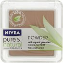 Nivea Pure & Natural Polvo Color 7g 04 Sand Pieles Sensibles