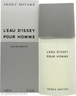 Issey Miyake L'Eau d'Issey Pour Homme Eau de Toilette 200ml Vaporizador